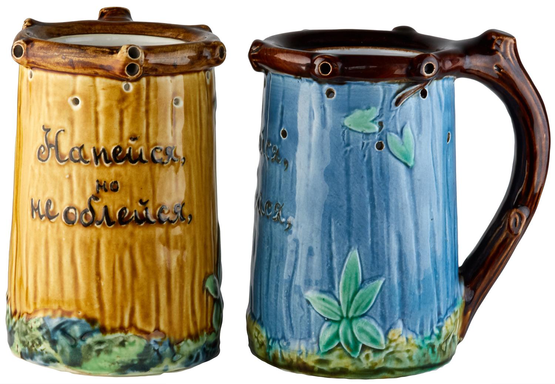 Кружки и чашки ручной работы